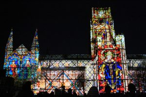 Durham Cathedral - Lumiere